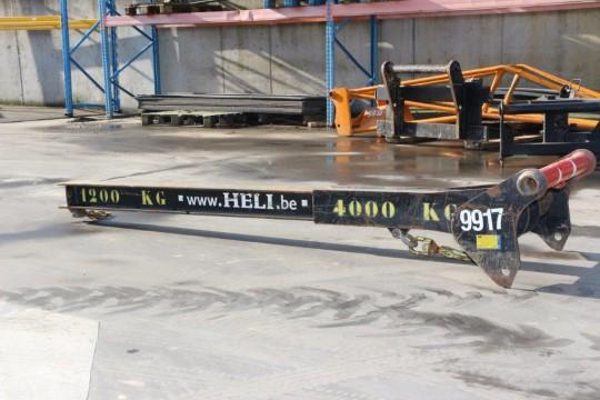 Vaste jib - 4000 kg