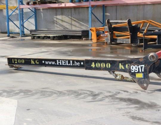 Fixed jib - 4000 kg