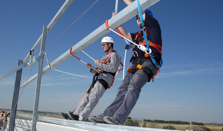 Fall protection sets with FREE helmet TR2000