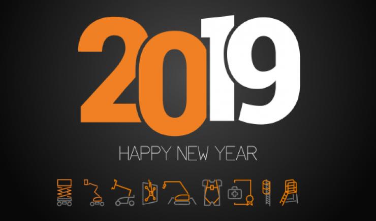 Prettige feesten en een gelukkig 2019!
