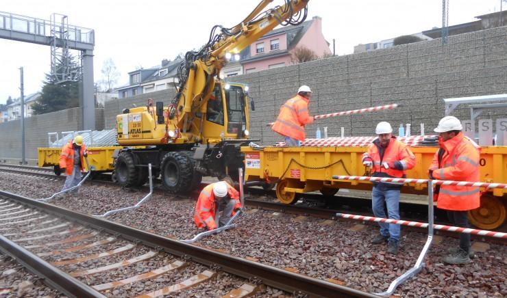 Rail Safety System – Het magnetisch hekwerk voor spoorwerkzaamheden