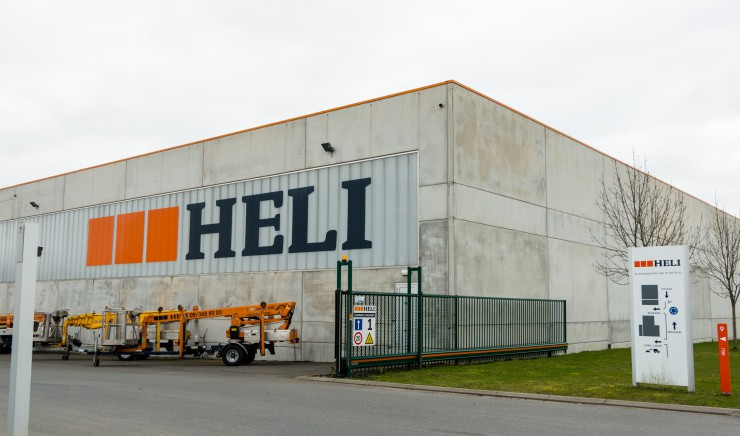 19 mei 2017 - Heli Opendeurdag & Work@Heli