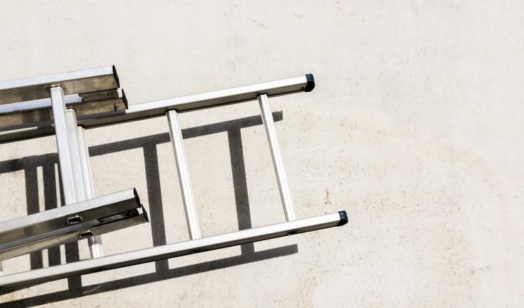 Najaarsactie: Zarges ladders
