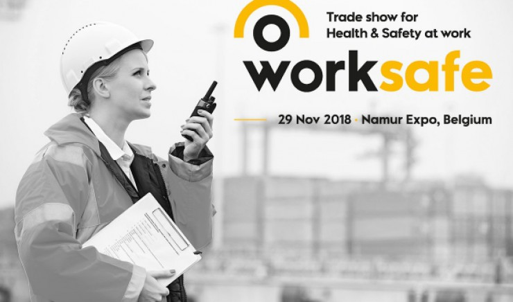 Visit Heli at Worksafe in Namur, Belgium