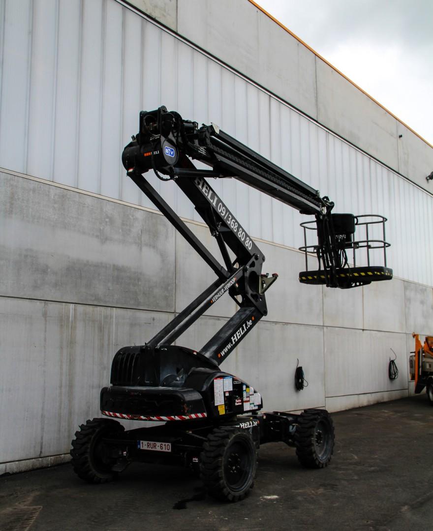 Niftylift HR21 4x4
