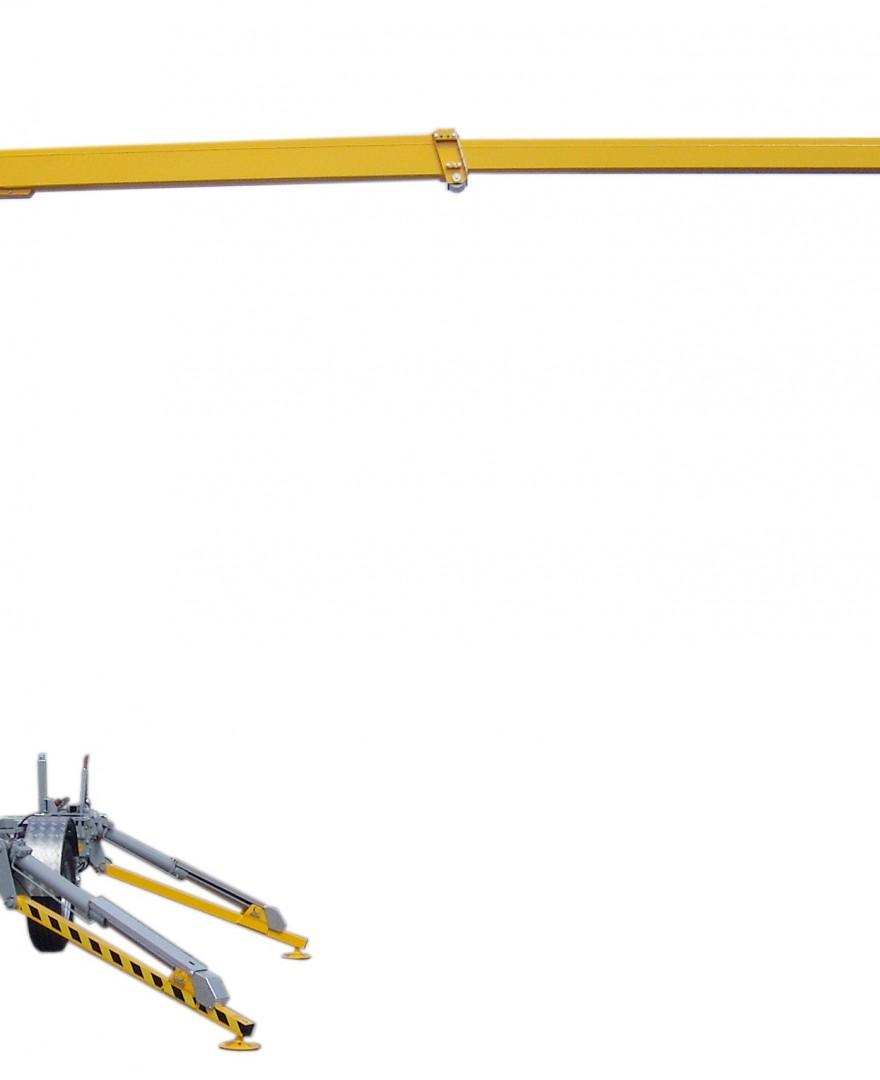 Ommelift 1550 EBZX