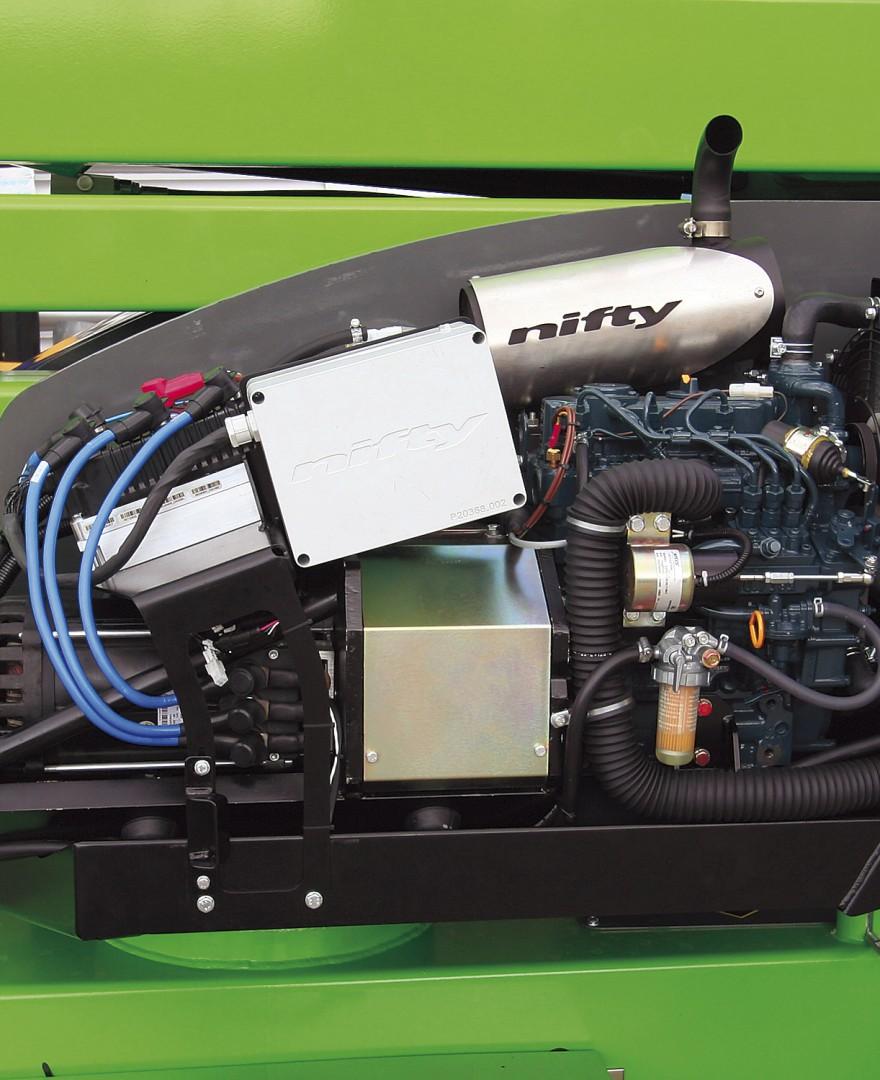 Niftylift HR17D 4X4
