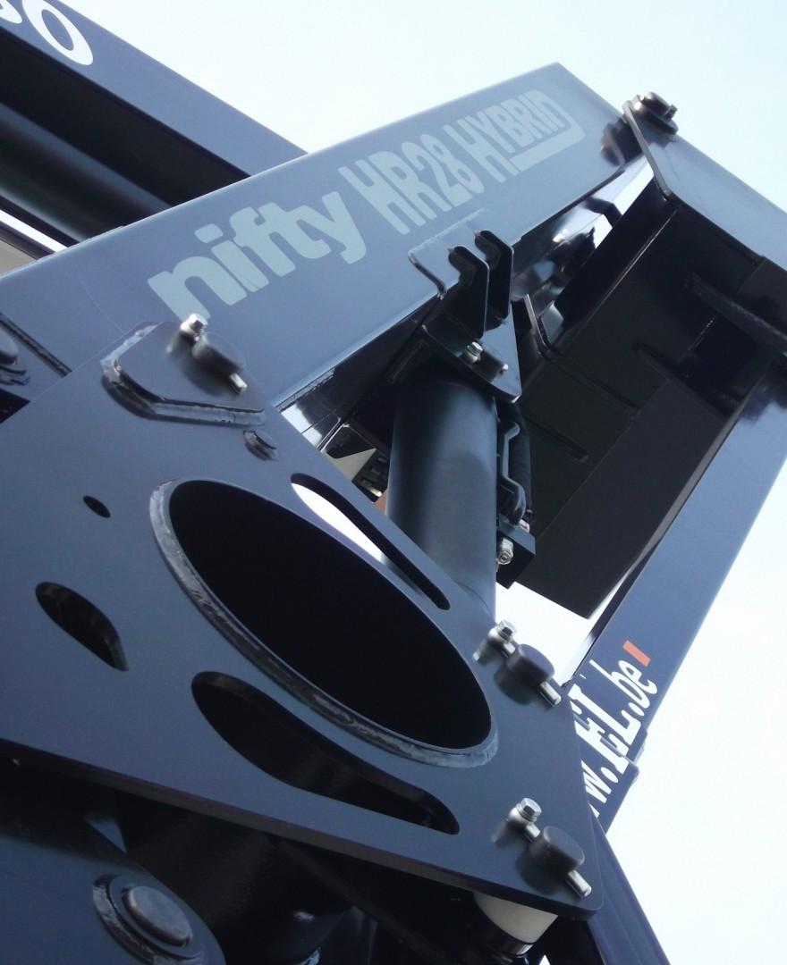Niftylift HR28 HYBRID 4x4