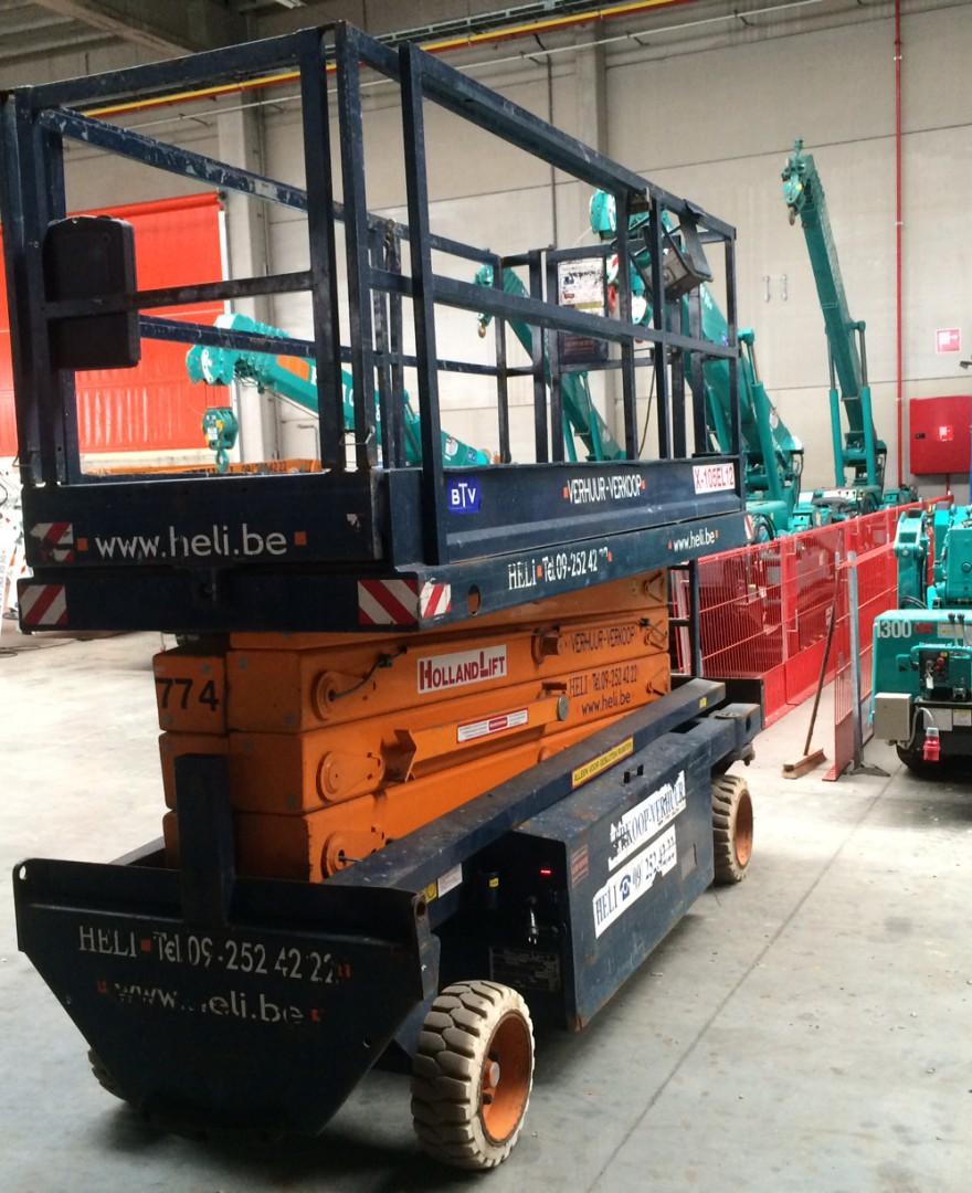 Holland Lift X105EL12