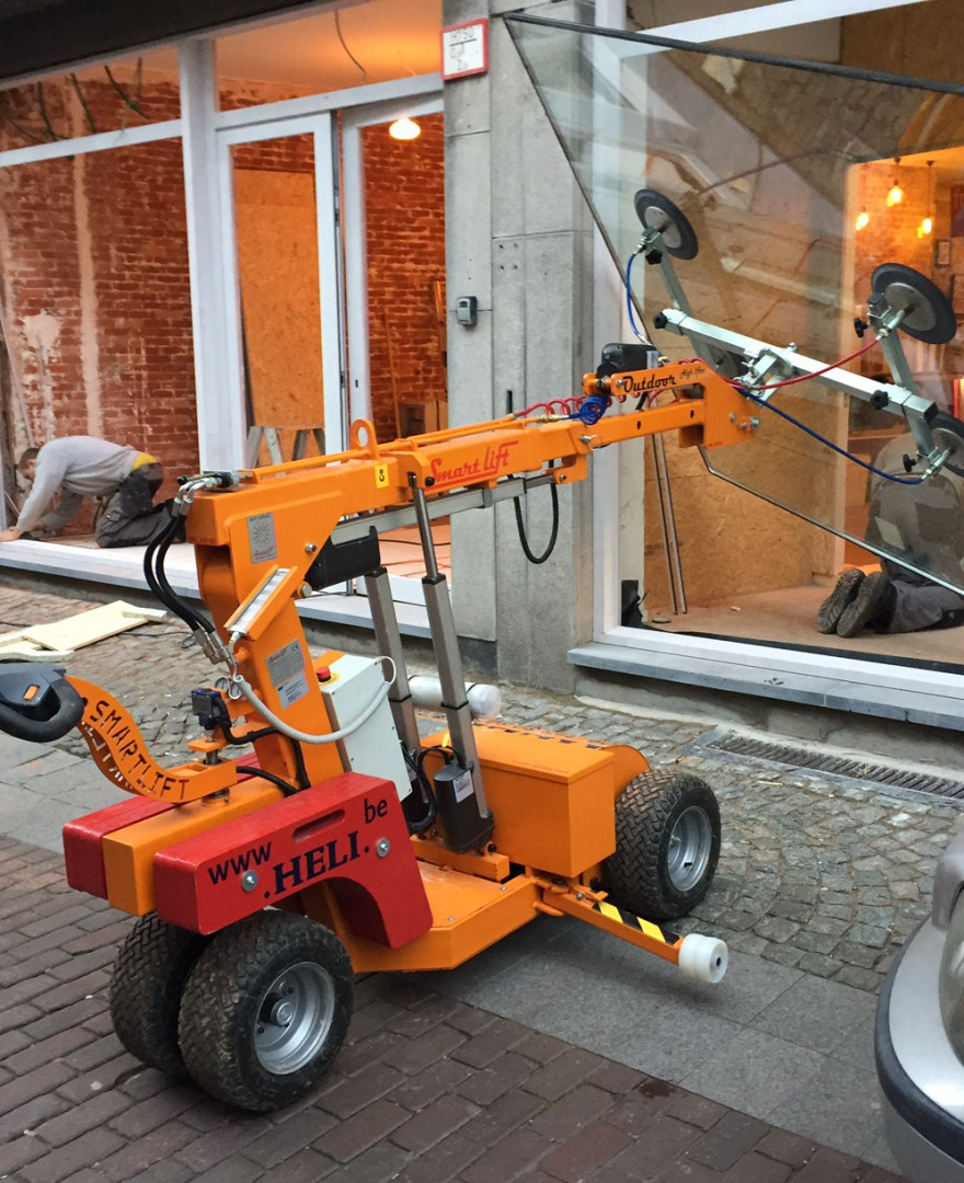Smartlift SL 380 Outdoor High Lifter